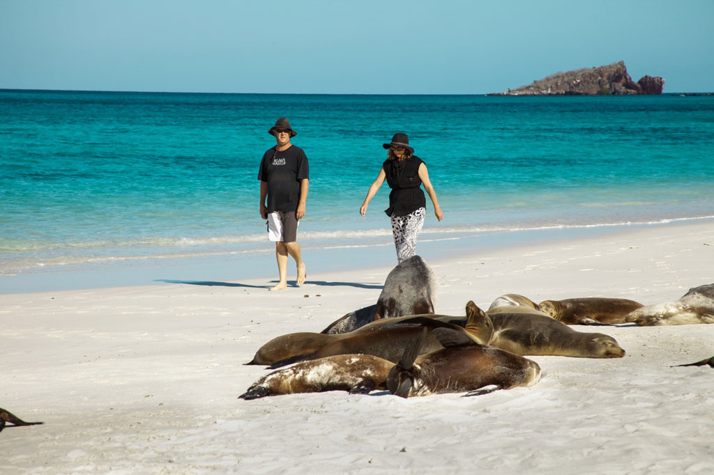 Walking, Hiking, Galapagos