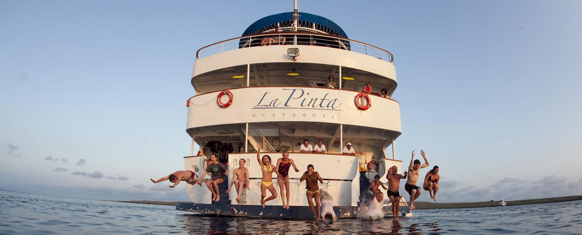 La Pinta Galapagos Yacht