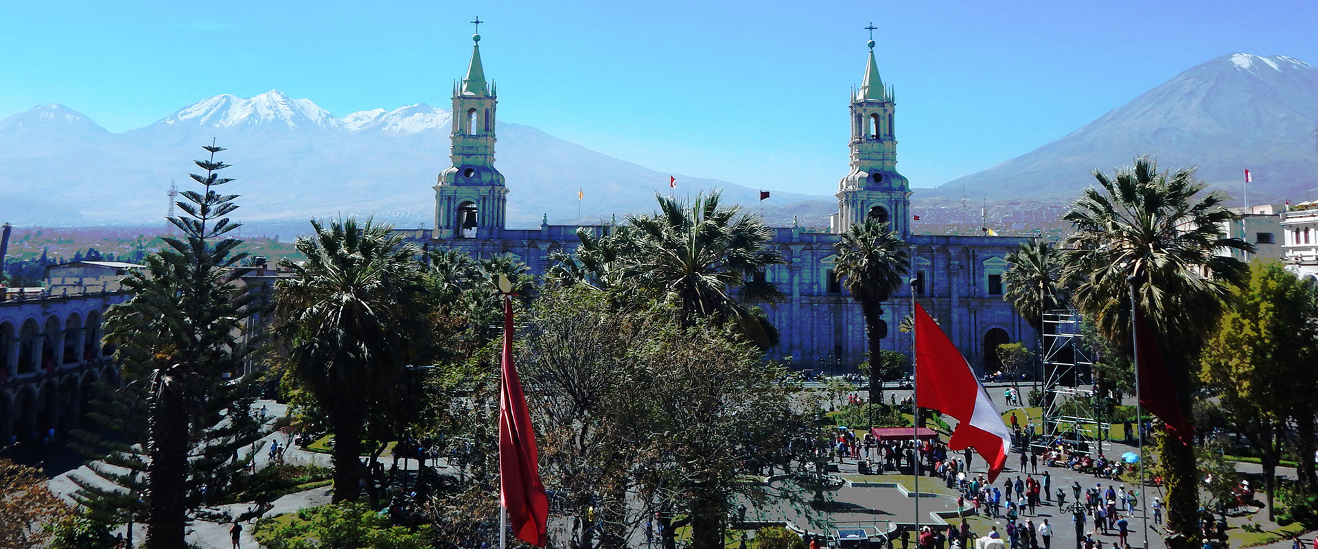 Arequipa, Cusco and Puno Peru Tours