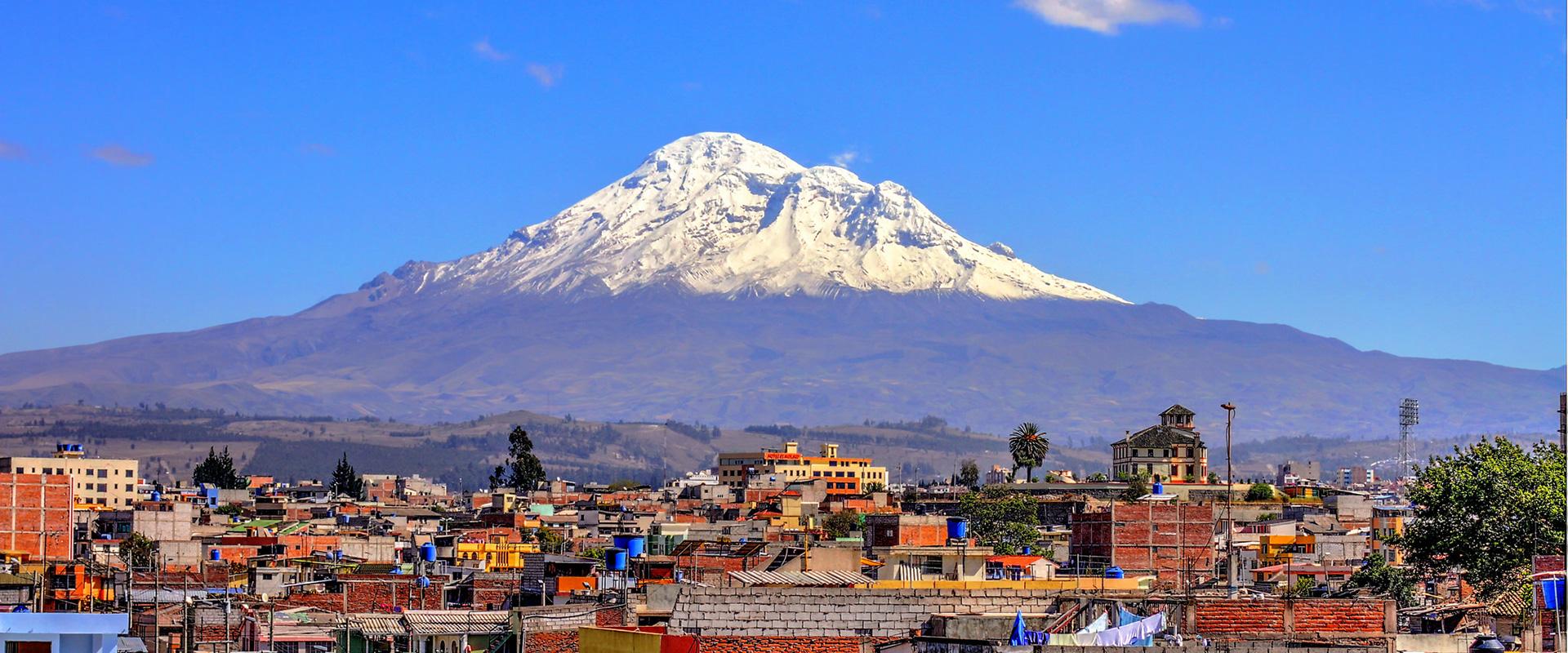 Riobamba Chimborazo
