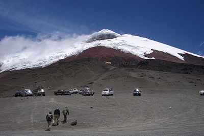 Cotopaxi Excursion 10 Hours