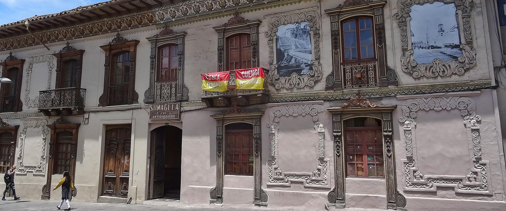 Cuenca Half Day City Tour