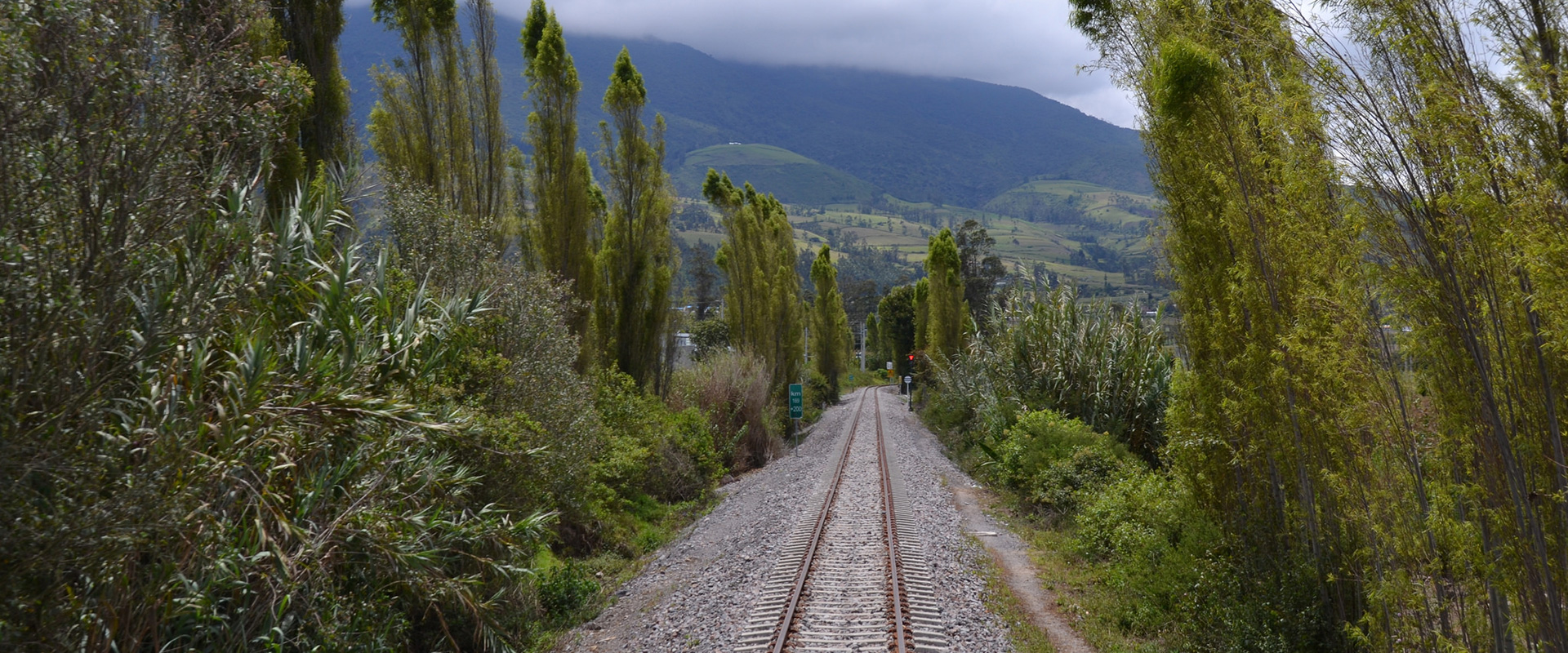 Ecuador Northern Train