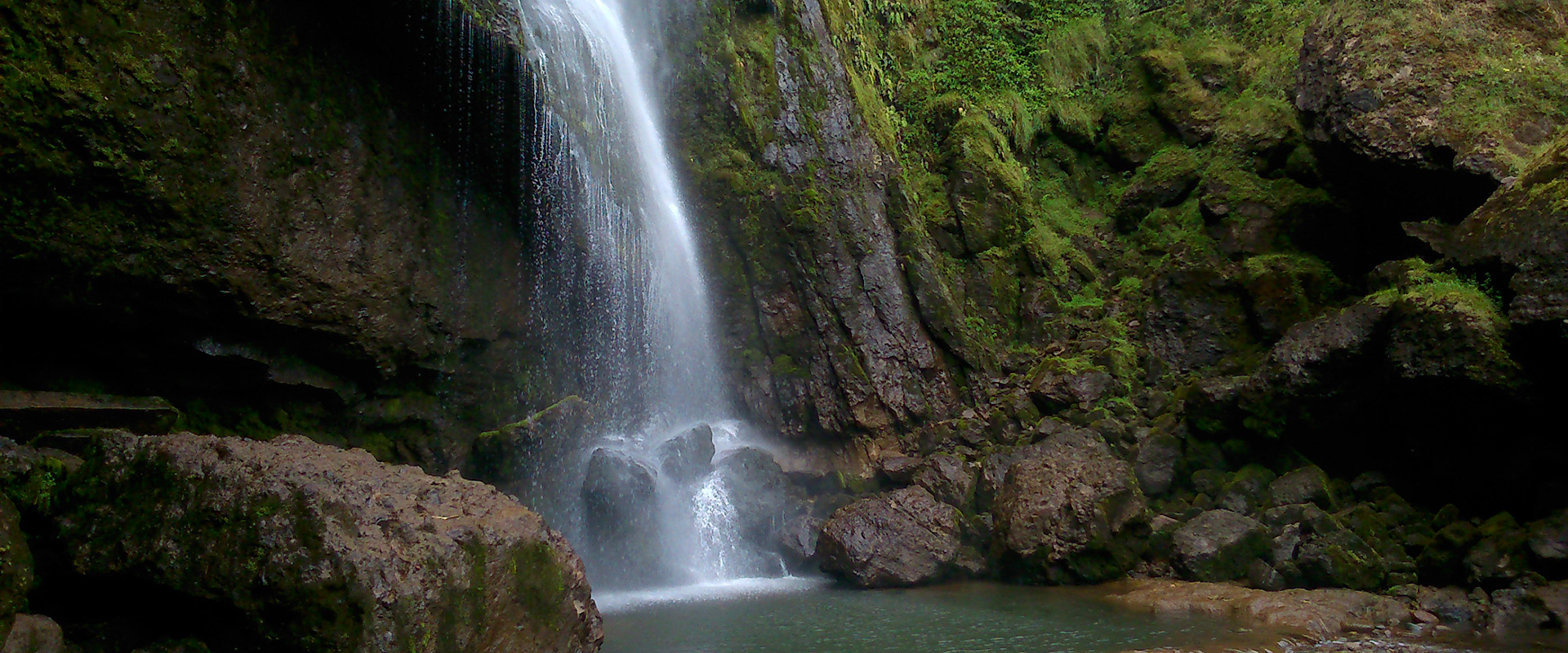 Giron Waterfalls