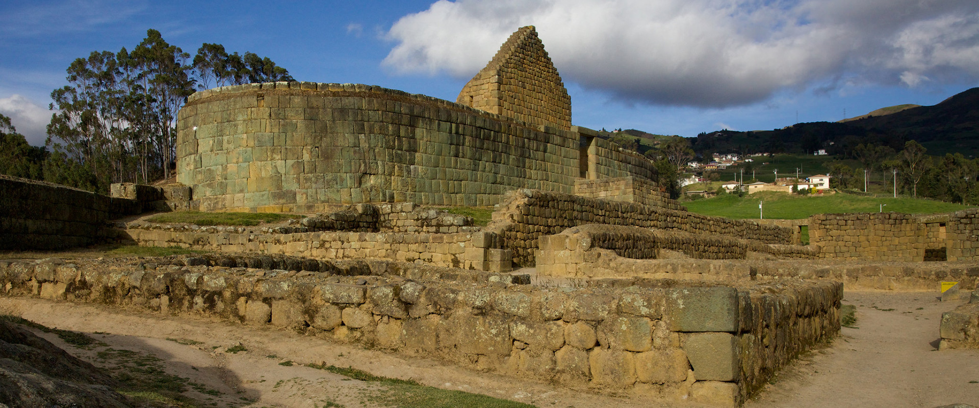 Ingapirca Andes ecuador Tours