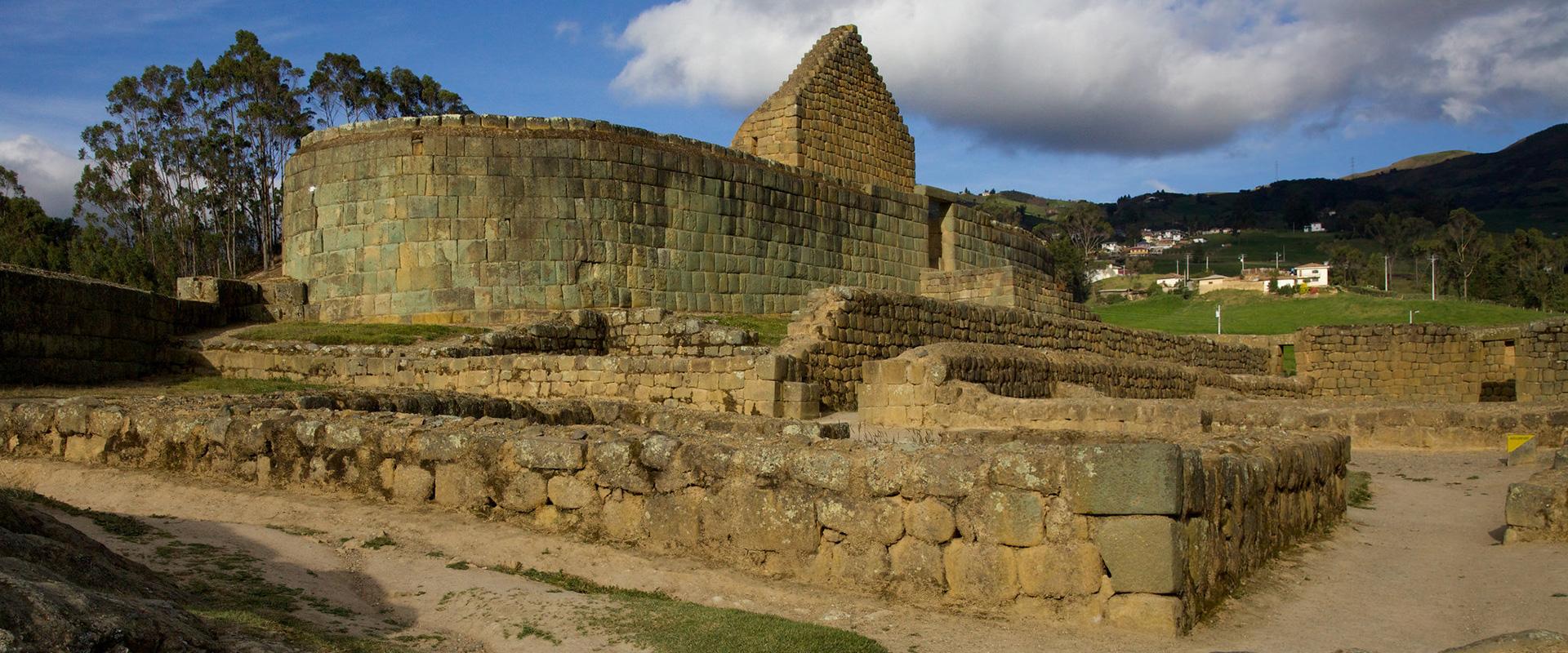 Inca Ruins Ingapirca Tour