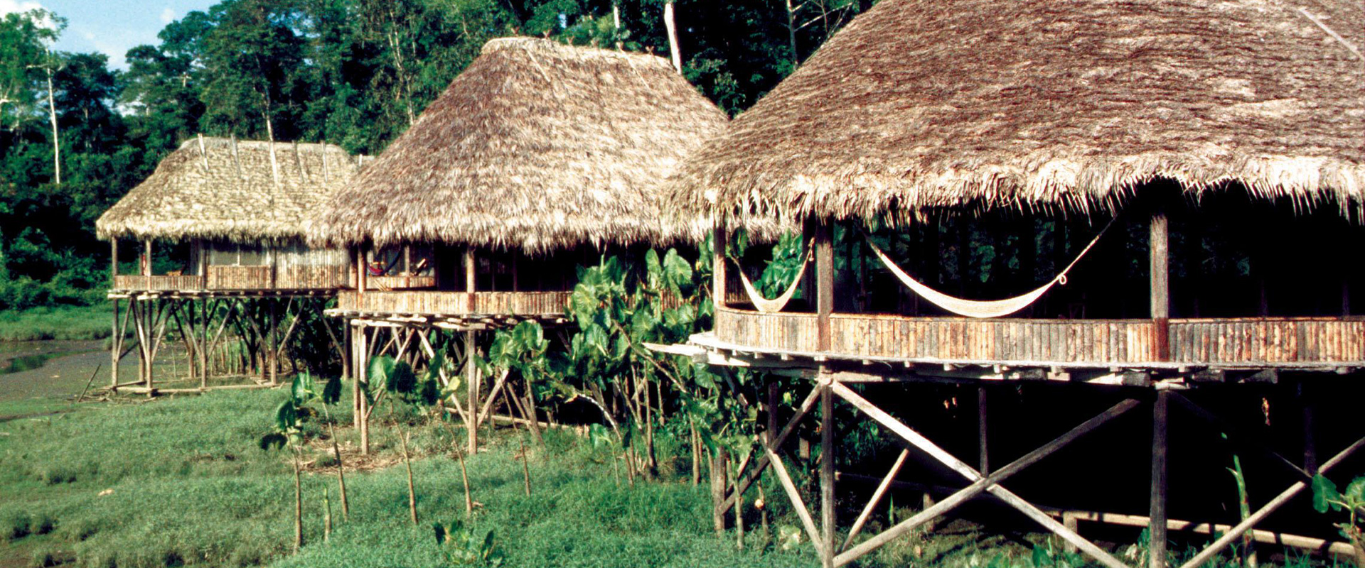 Kapawi Amazon Ecolodge
