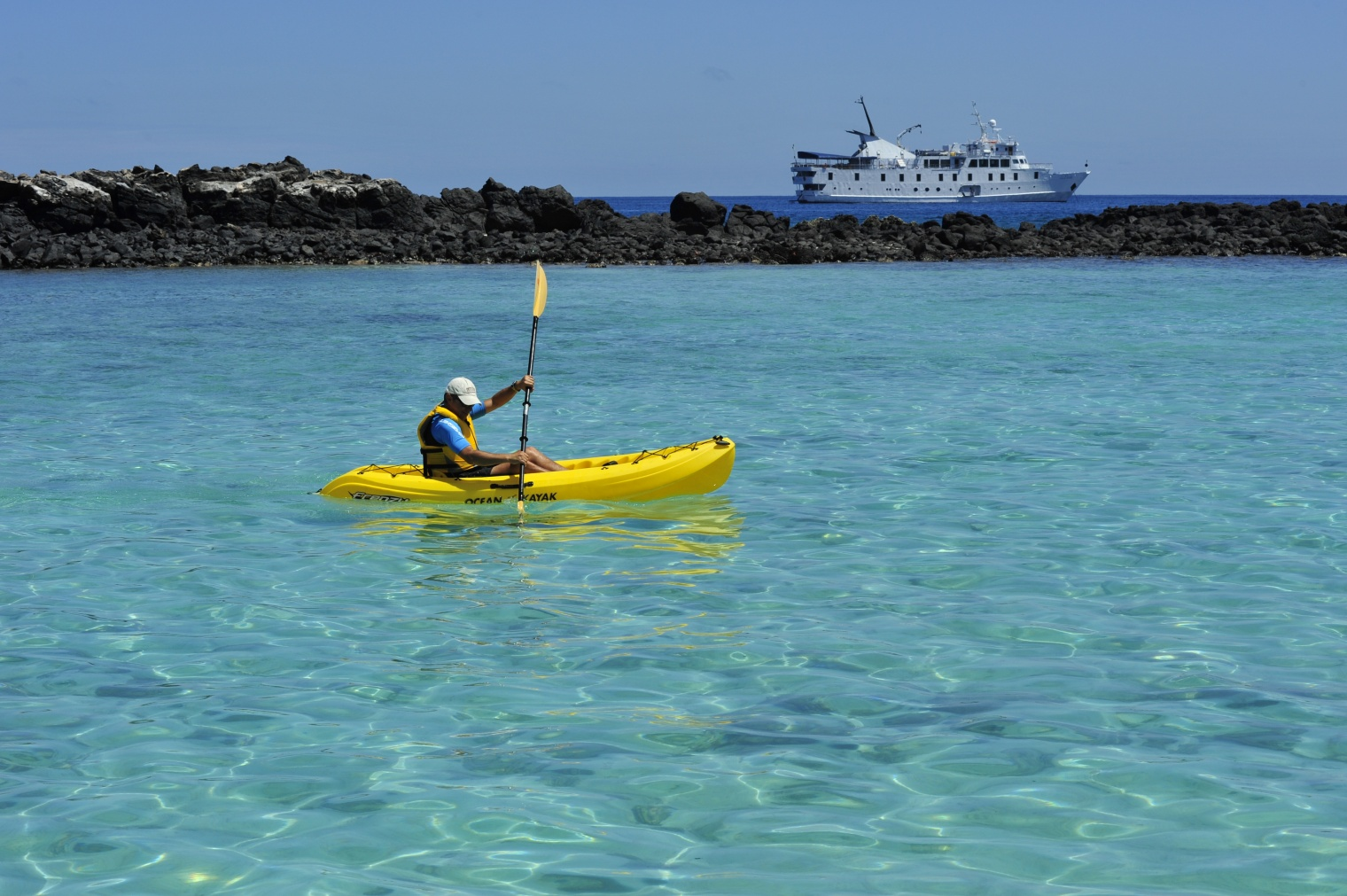 Kayak & Adventure in Galapagos