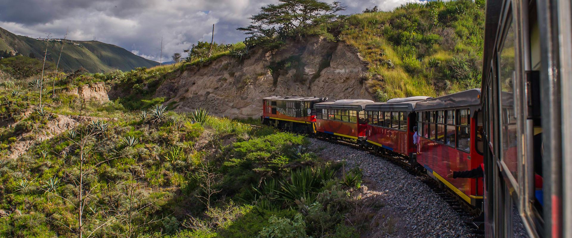 Liberty Train Ecuador Tour