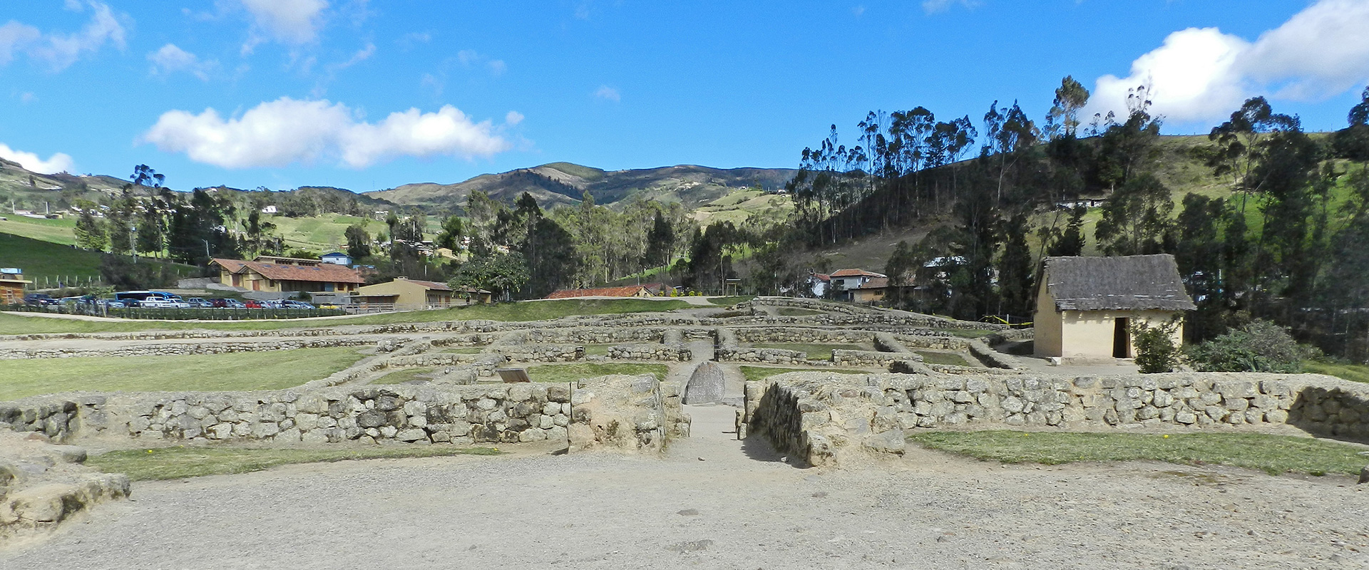 Pilaloma and the Temple of The Sun Inca Ruins