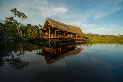 Sacha Lodge amazon Ecuador