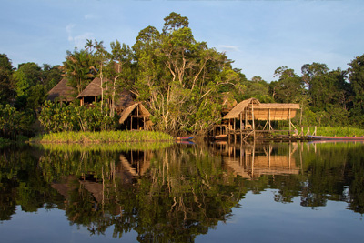 Sanilodge Ecuador Amazon Lodge