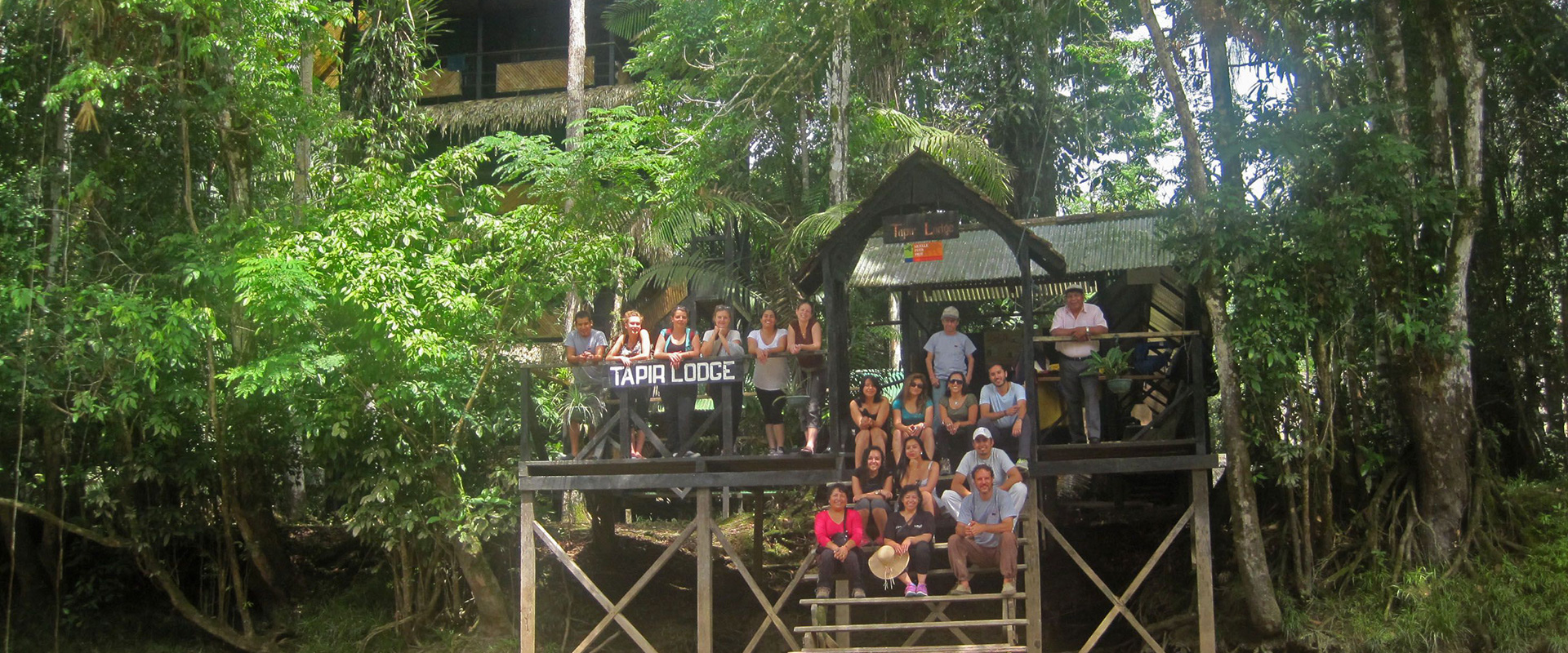 Tapir Lodge Amazon Ecuador