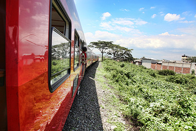 Ecuador Train of Wonders