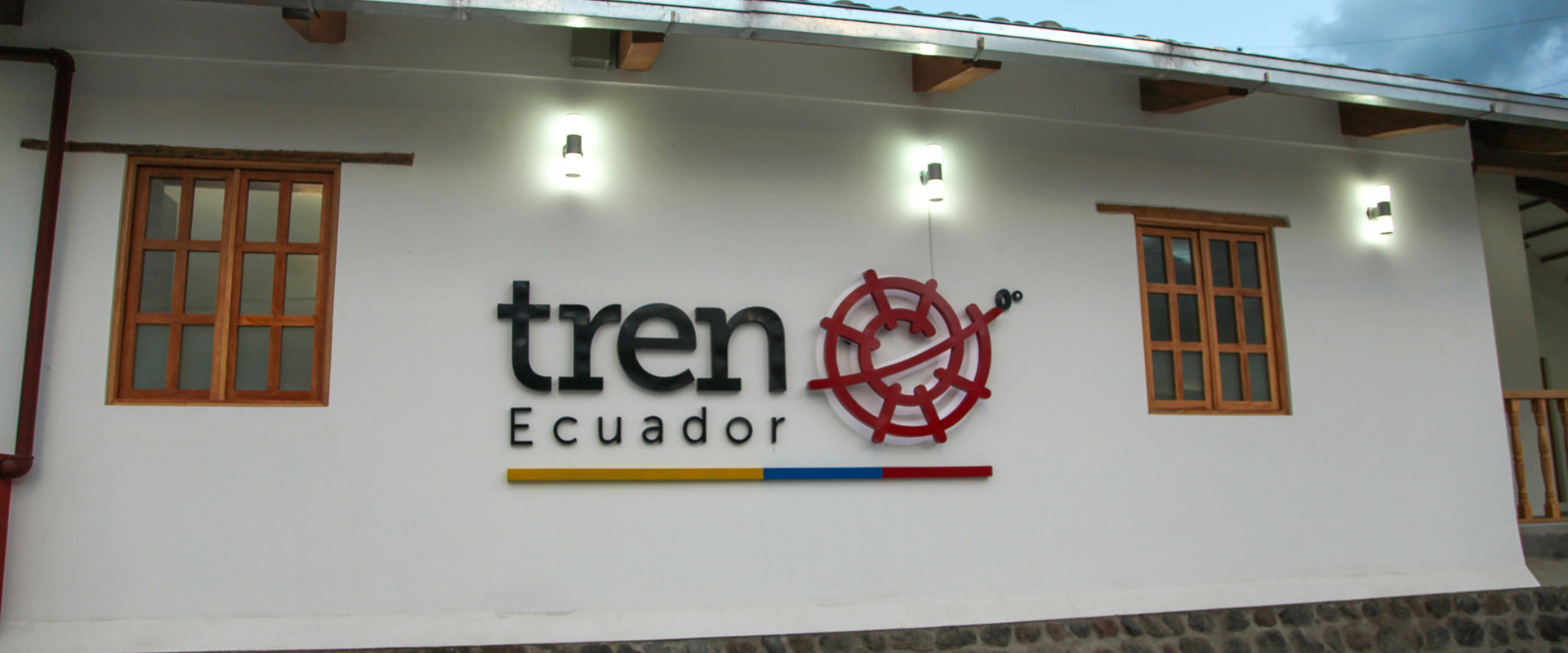 Ecuador Train Station