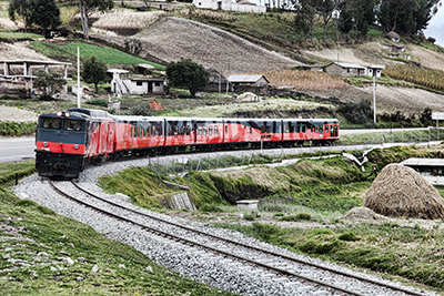 Train to the Clouds Ecuador Tour