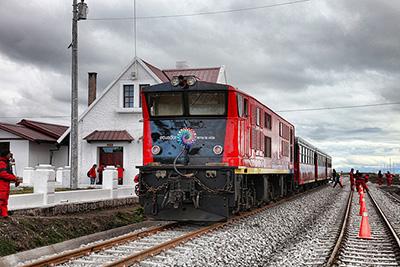 Tren del Hielo Ecuador Tours