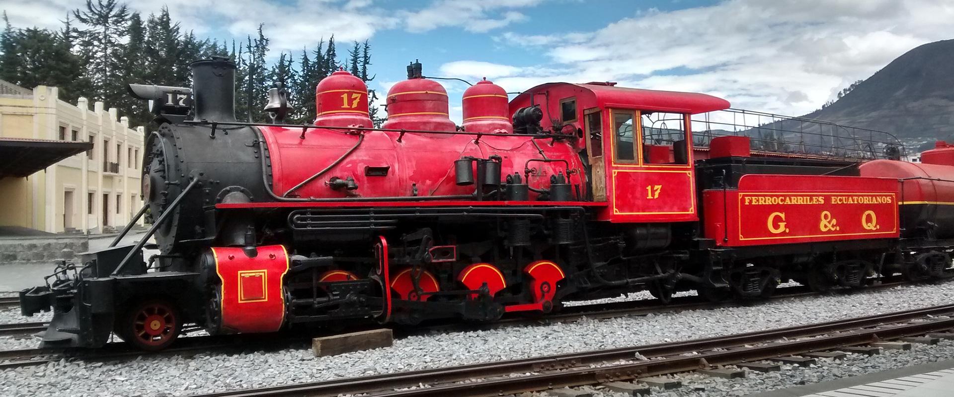 Tren del Hielo (Ice Train Ecuador)