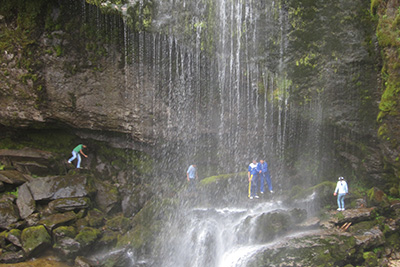 Waterfalls of Giron Tour