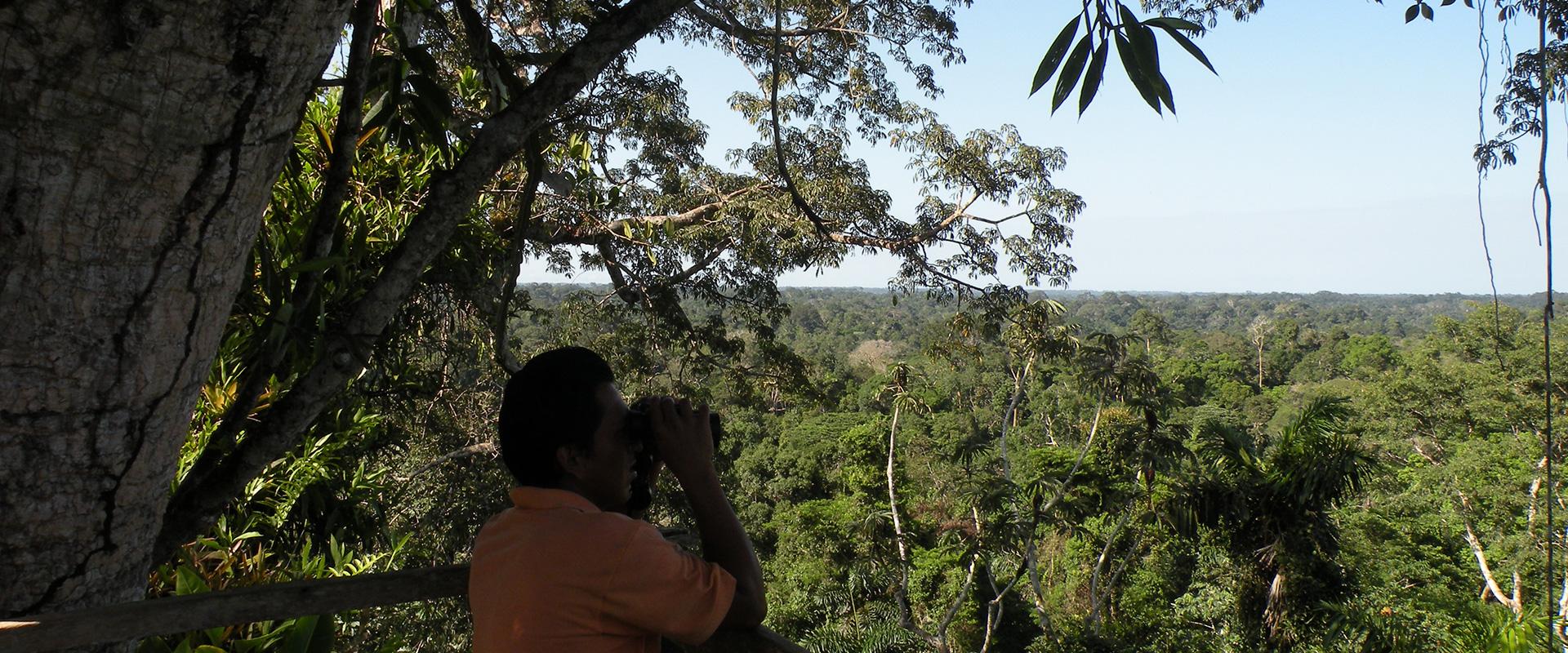Yarina Amazon Ecuador