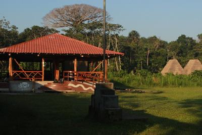 Yasuni Kichwa Ecolodge